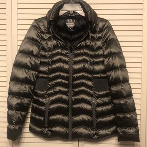 A.N.A  Packable Down Jacket Hidden Hood Size S